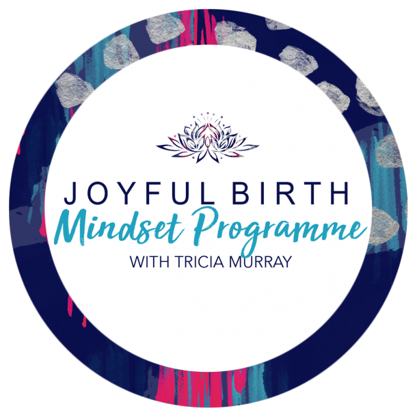 Joyful birth logo