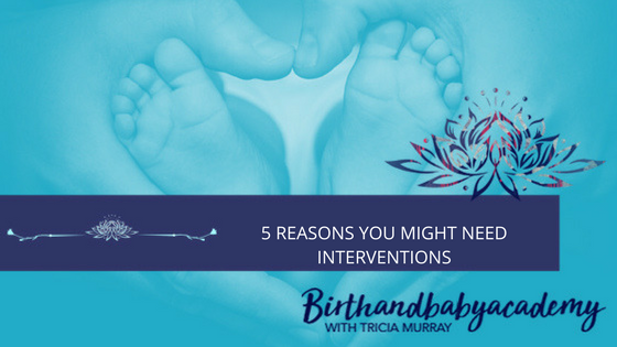 5 Reasons We Need Interventions