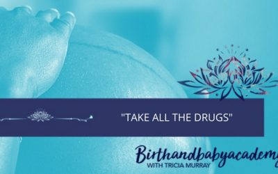 """Take all the drugs"" – How can we properly prepare women for childbirth?"